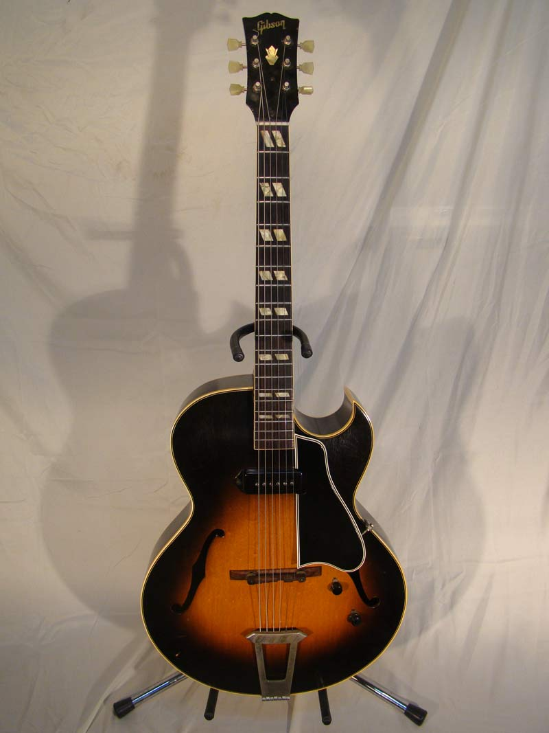 photo of our 1951 Gibson ES 175 guitar - front