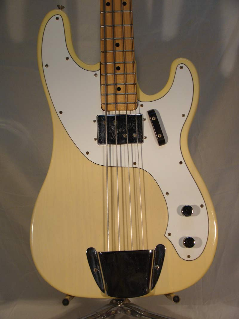 photo of 1972 Fender Telecaster Bass